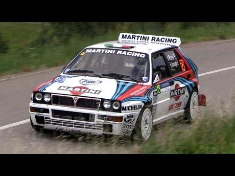 Rally Circuito di Cremona 2014 - Modern & Historic Rally Cars Sound