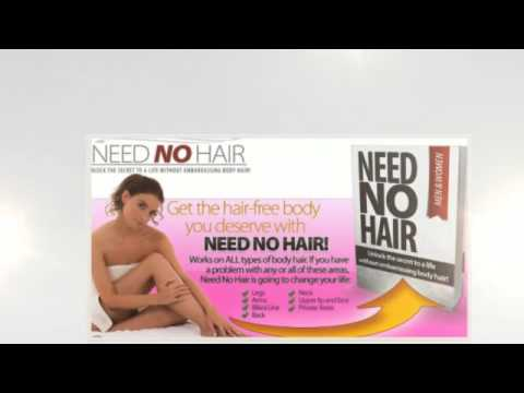 Need no Hair Review