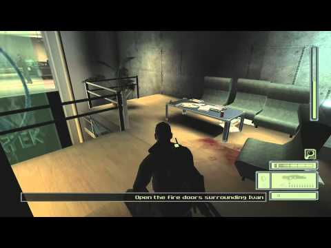Splinter Cell - 05 (Blind and bloody Kalinatek)