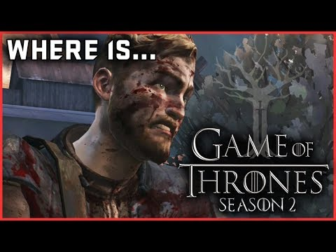 Telltale's Game of Thrones - Where is Season 2?! | News This Summer?
