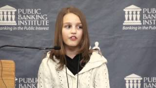 12 Year old VICTORIA GRANT Reveals The TRUTH In Canadian Banking.avi view on youtube.com tube online.