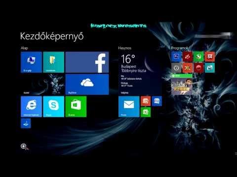 Windows 8.1 áttekintés