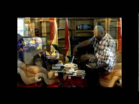 KSM Challenges President John Dramani Mahama to an Azonto Showdown