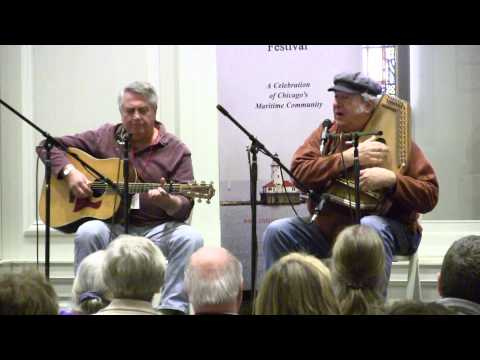 2014 Chicago Maritime Festival - Bob Zentz and Ed Trickett - Sweet Song from Yesterday