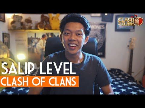 SALIP LEVEL CLASH OF CLANS