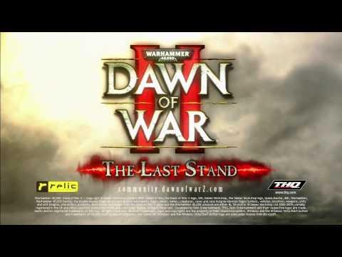 Тизер - Warhammer 40 000: Dawn of War II: The Last Stand