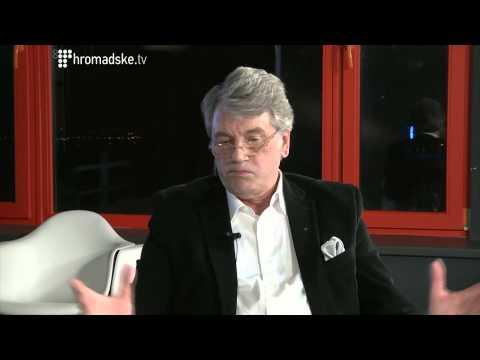 Мустафа Найєм і Віктор Ющенко. Короткий зміст