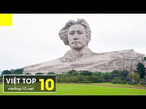 Top 10 Bức Tượng Lớn Nhất Thế Giới