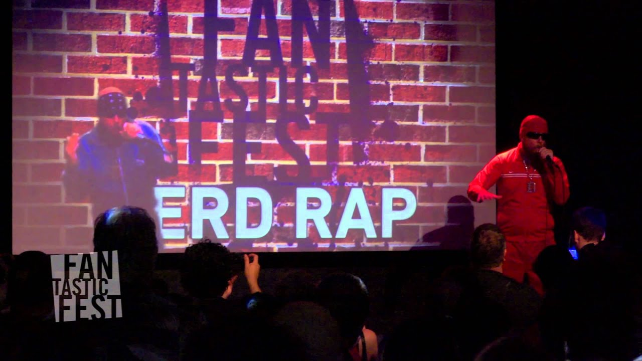 Fantastic Fest: Nerd Rap Damon Jones
