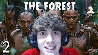 INFILTRATO TRA GLI INDIGENI!! :D - The Forest - #2