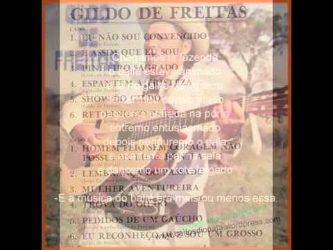 Homem feio sem coragem não possui mulher bonita - Gildo de Freitas