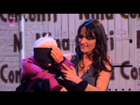 Nina Conti on Russell Howard's Good News - Ventriloquist