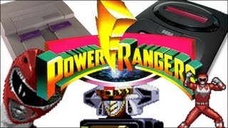 Power Rangers, A Série E Os GAMES!