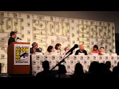Saw the cast at SDCC and recorded them revealing the characters that they will play!,