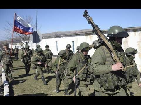Ukraine, Russia On The Brink Of War - Blame Bush?