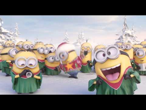 Minions divulgam teaser especial de Natal
