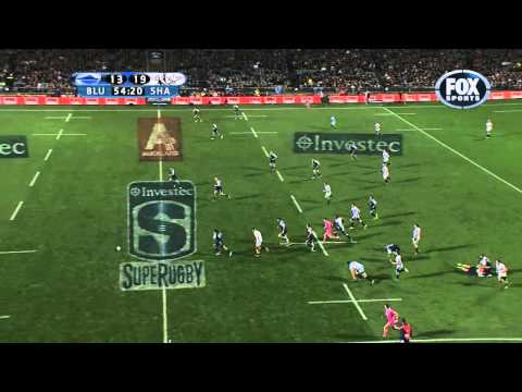 Fox Rugby: The Shortball (Rd.15) | Super Rugby Video Highlights