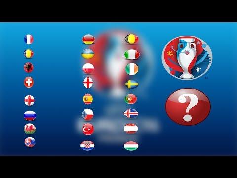 Điểm danh Euro 2016