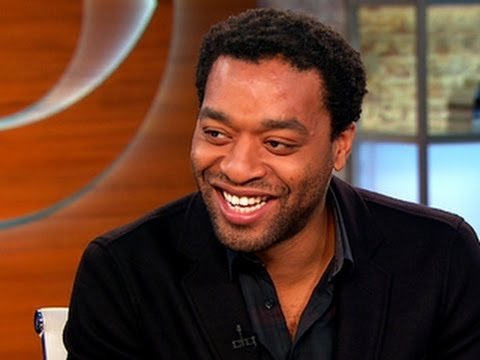 Chiwetel Ejiofor on role in