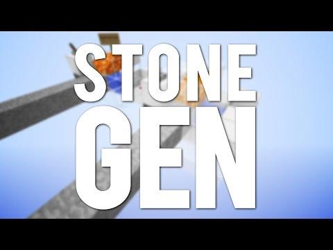 Minecraft: Compact Auto Stone Generator [Day 19]