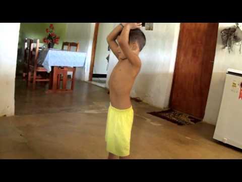 Gilberto Dançando o Pancadão star