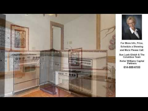 796 Neil Avenue, Columbus, OH Presented by Sue  Lusk-Gleich.