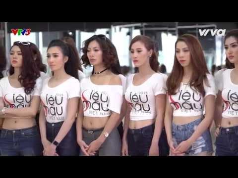 Siêu Mẫu Việt Nam 2015 - Bán Kết [Official]