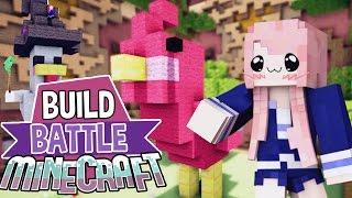 Magical Birds! | Build Battle | Minecraft Building Minigame