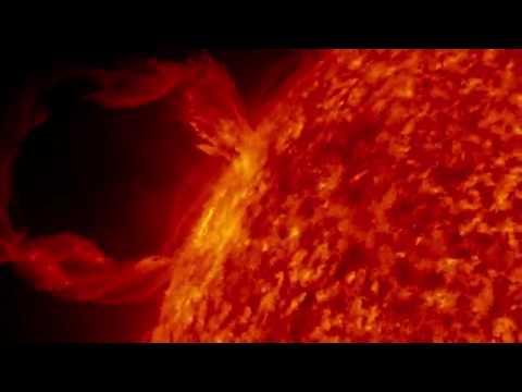 SDO First Video - Sun Eruption (2010) -wTqpMVjXgww