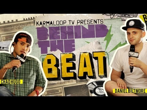 Behind the Beat - MSSL CMMND ( Chad Hugo + Daniel Biltmore )
