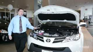 2013 Toyota RAV4 Walkaround Review
