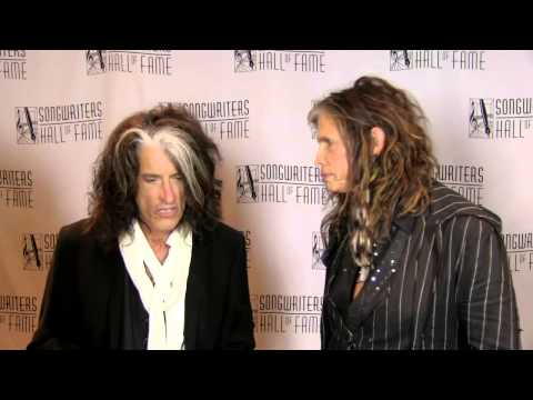 SHOF Talk: Steven Tyler & Joe Perry (Aerosmith)