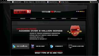 How To Download Virtual DJ For Free