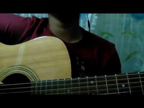 [HKT] - LẶNG LẼ NHÌN EM HẠNH PHÚC -guitar cover by Việt SenPai