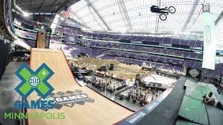FULL BROADCAST: The Real Cost BMX Big Air Final | X Games Minneapolis 2017