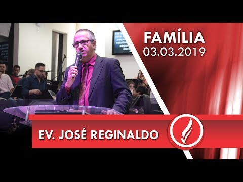 Ev. José Reginaldo | A vinda de Cristo está próxima  | Ap 22.12 | 03 03 2019