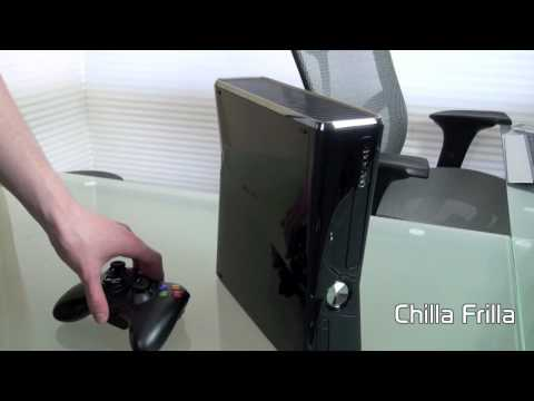 Chilla Frilla - Xbox 360 Slim Unboxing and Review