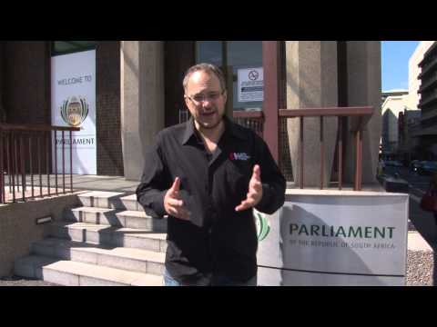 SA Politics Unspun with Stephen Grootes - Parliament