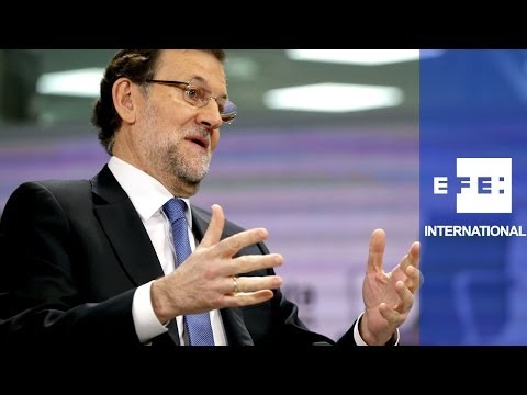 Spain back on growth path, Prime Minister says