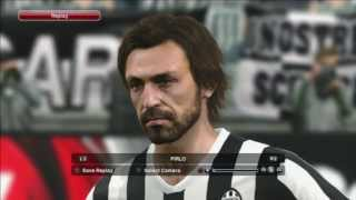 Pro Evolution Soccer 2014 (PES 2014) Juventus And Roma