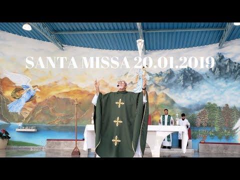 Santa Missa | 20.01.2019 | Padre José Sometti | ANSPAZ