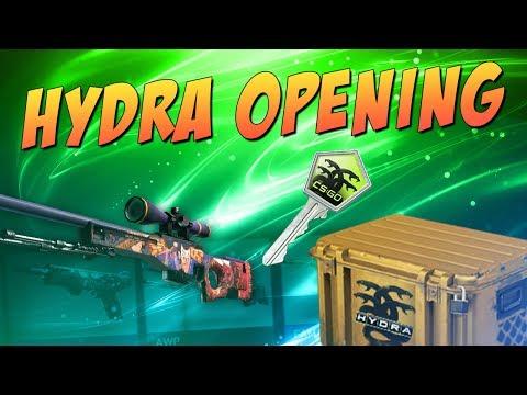 CS:GO - The Hydra Case Opening
