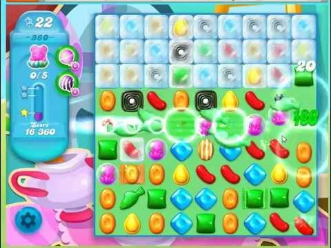 Candy Crush Soda Saga level 360