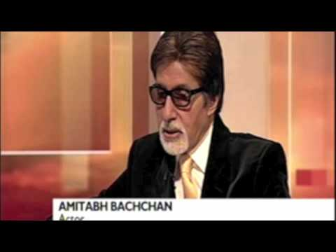 Amitabh Bachchan Interview on the BBC Breakfast show