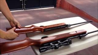 Winchester Rifle Aire Comprimido 4.5