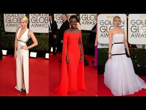 The Best and Worst Fashion of the Golden Globes