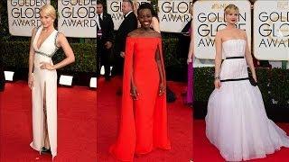 Golden Globes Fashion: Best & Worst | Golden Globes 2014