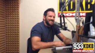 Ryan Bader Reads Hater Comments