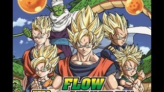Dragonball Z:Battle Of Gods Flow's Hero Soundtrack(Ending