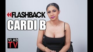 """Flashback: Cardi B on Doing Threesomes for """"Cool Points"""" from Her Boyfriend, Not Liking it"""